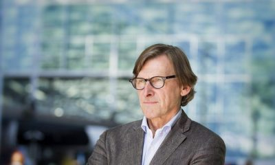 Jeroen van den Hoven is professor of technology and ethics at the University of Technology in Delft